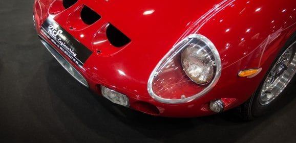Epoqu'Auto 2017 : 70 ans de Ferrari