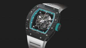 Richard Mille RM 055 Yas Marina Circuit