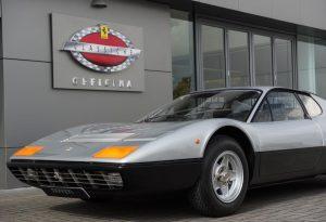 Ferrari Classiche Officina