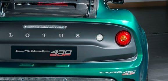 Exige Cup 430 : La GT3RS de Lotus…
