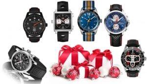 Noel 2017 - sélection horlogère