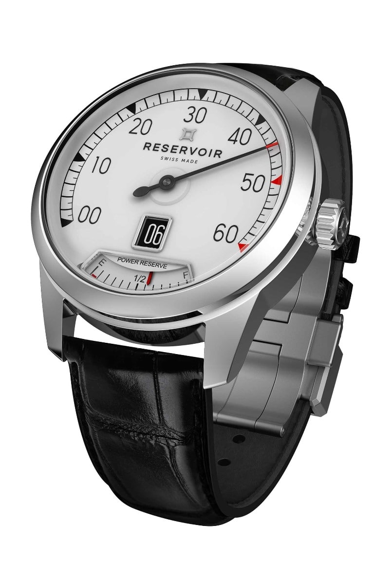 RESERVOIR Watch Supercharged