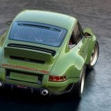 Singer Vehicule Design 911 (964) 4.0L 500 ch : Dream team Singer-Williams-Mezger