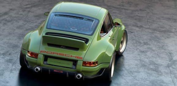 Singer Vehicule Design 911 (964) 4.0L 500 ch : Dream team Singer-Williams-Mezger