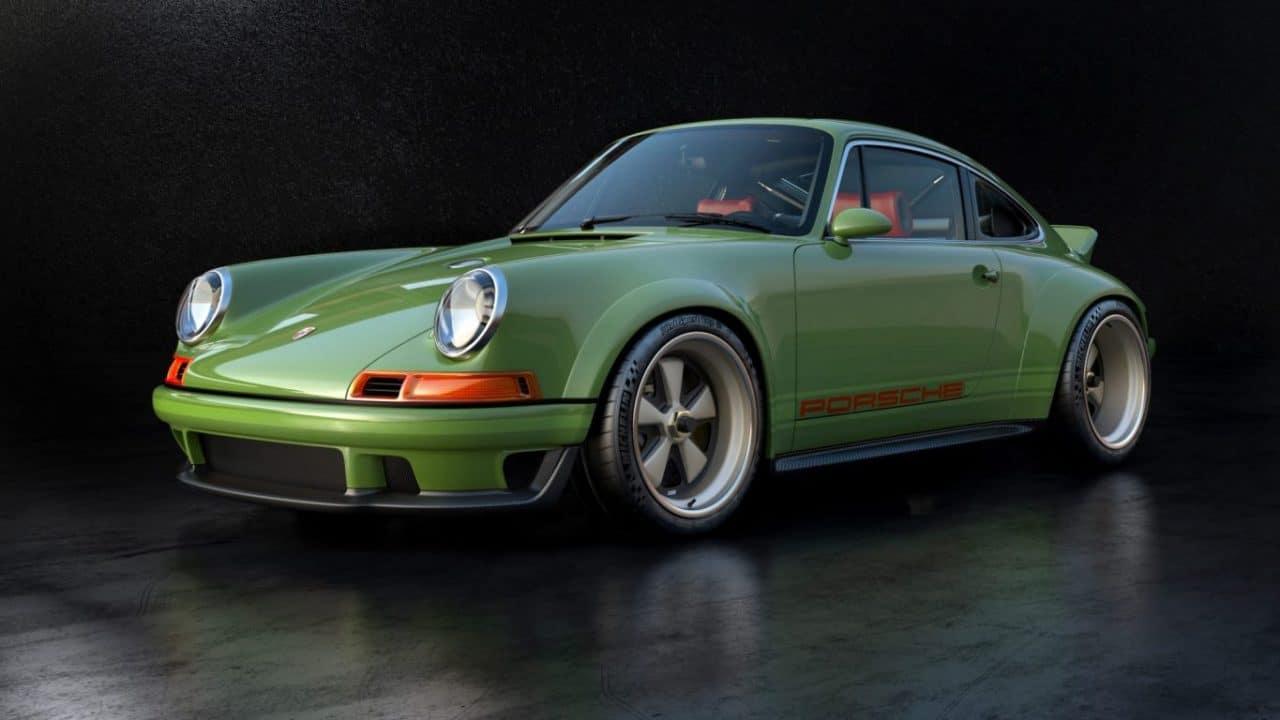 Singer Vehicule Design 911 500 ch