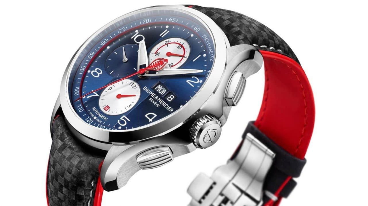 Baume & Mercier Clifton Club Shelby Cobra 1964