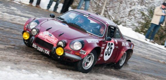 Monte Carlo Historique 2018 : La course aux sponsors pour Jean-Pierre Coppola