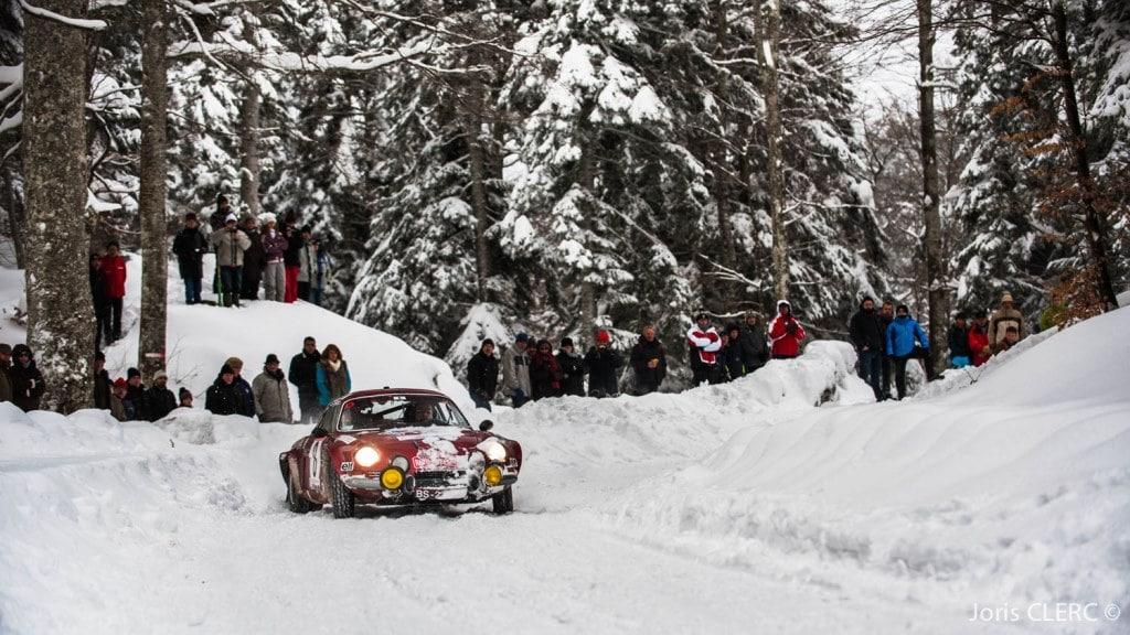 Monte Carlo Historique 2018 – Jean-Pierre Coppola – Alpine A110 Gr4 1970 ex-usine