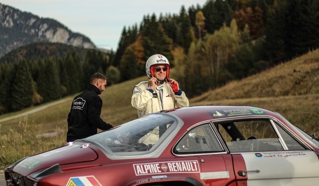 Jean-Pierre Coppola – Alpine A110 Gr4 1970 ex-usine