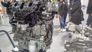 Dallara Stradale - moteur Ford EcoBoost 2.3L