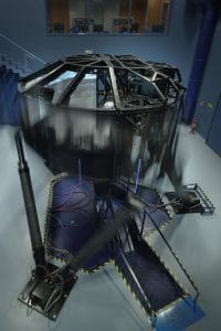 Dallara simulateur