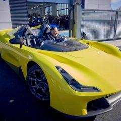 La Dallara Stradale en détails