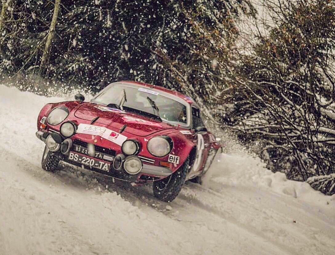 Alpine A110 - JP Coppola