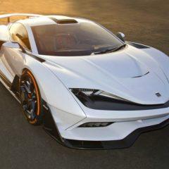 Aria FXE : Une Corvette à moteur central hybride ?