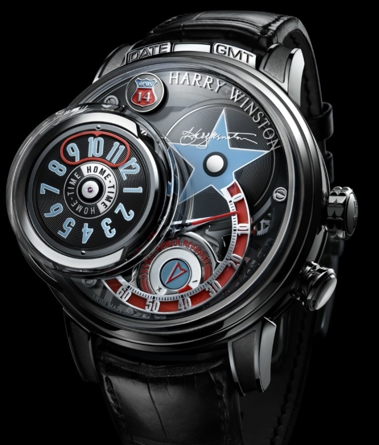 Harry Winston Opus14