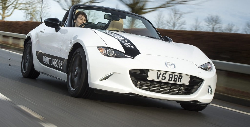 BBR Mazda MX-5 ND 1.5L