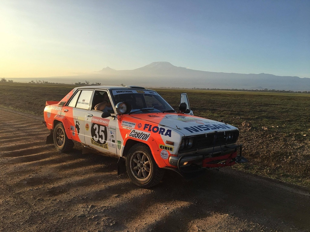 East African Safari Classic Rally 2017