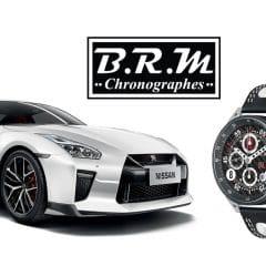 Nissan GT-R Série Limitée B.R.M : Partenariat d'exception