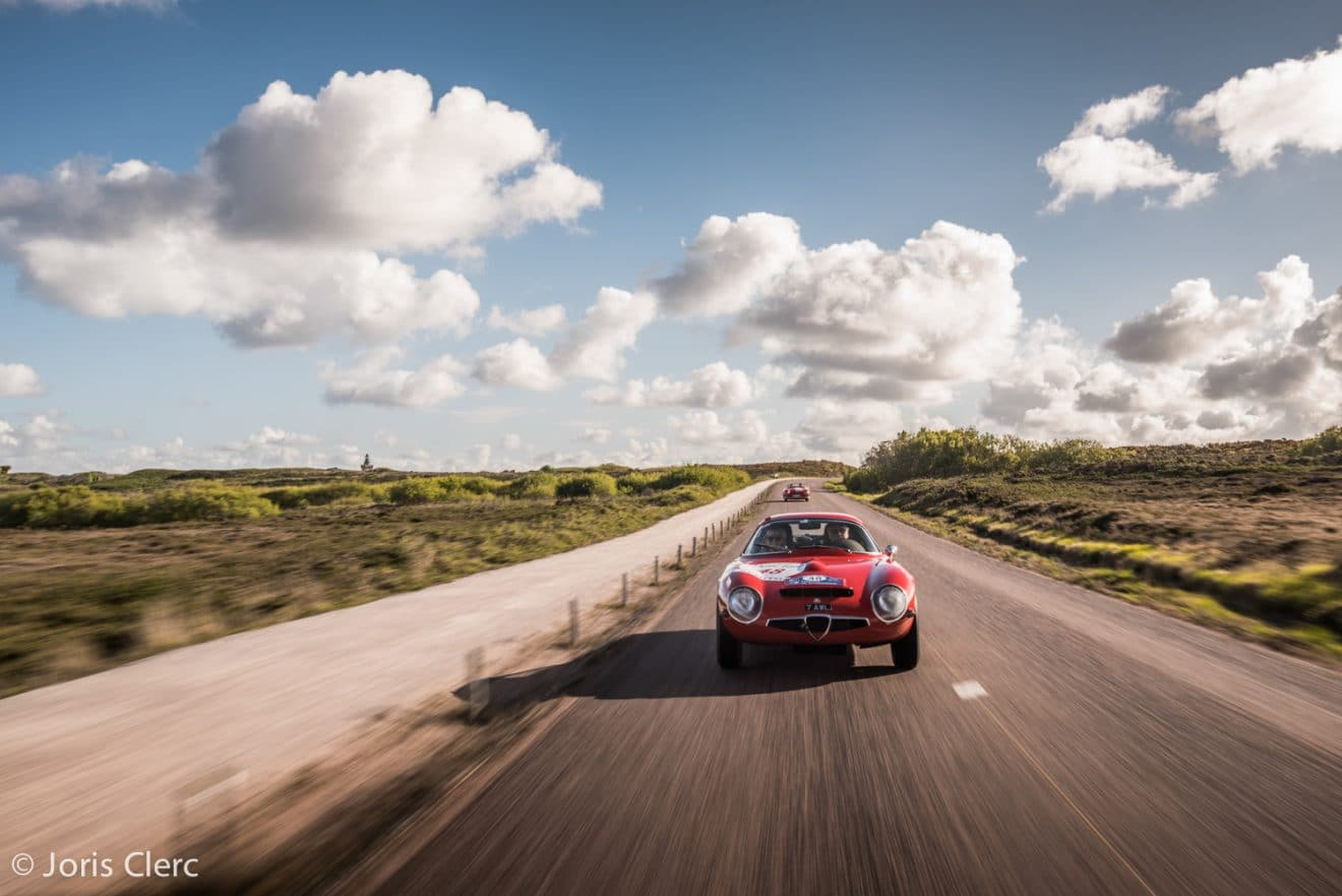Tour Auto 2017 – Alfa Romeo Giulia TZ – Joris Clerc
