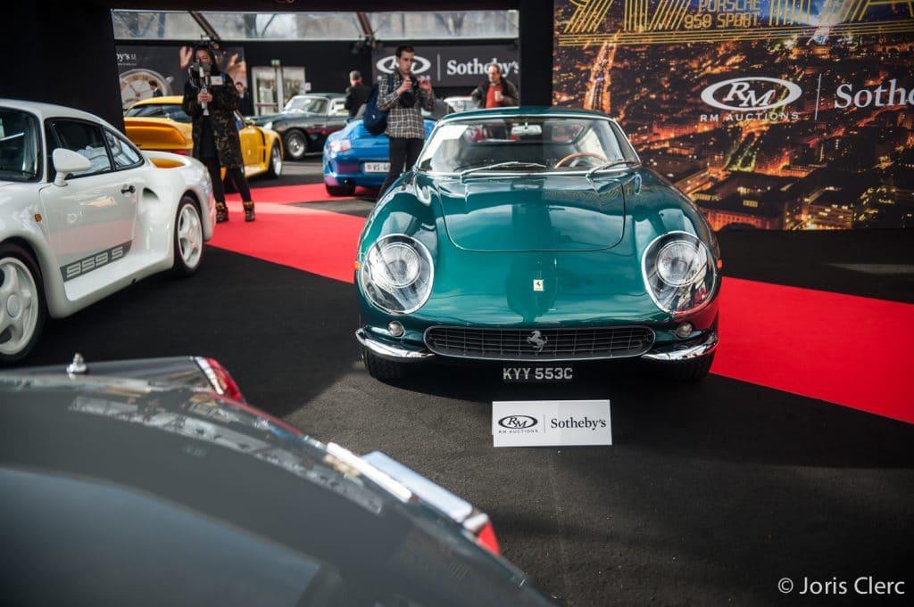 Ferrari 275 GTB - RM Auctions - Paris - Joris Clerc