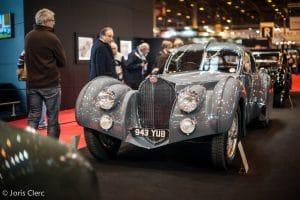 Bugatti 57SC - Retromobile 2017 - Joris Clerc