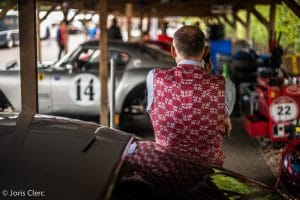Goodwood Revival 2017 - Ambiance - Joris Clerc