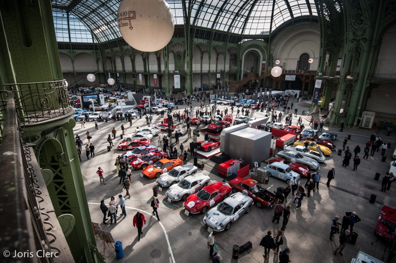 Tour Auto 2017 – Grand Palais – Joris Clerc