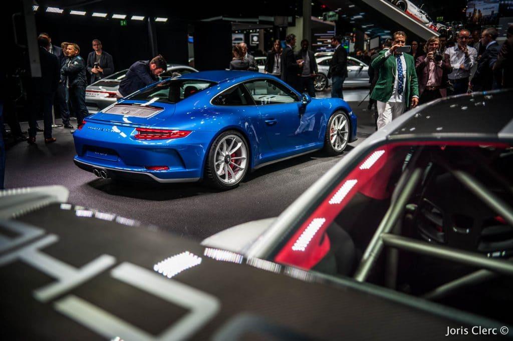 Francfort 2017 - Porsche 911 Touring - Joris Clerc