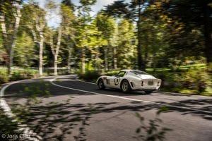 GTO Tour 2017 - Ferrari 250 GTO - Joris Clerc