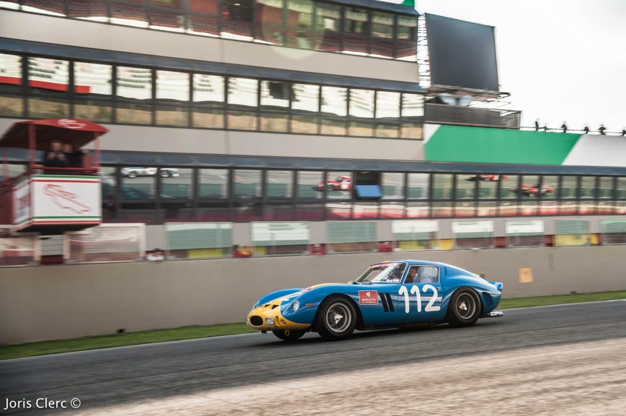 GTO Tour 2017 – Ferrari 250 GTO – Joris Clerc