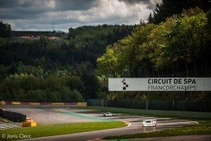 Spa Classic 2017 - Groupe C - Joris Clerc