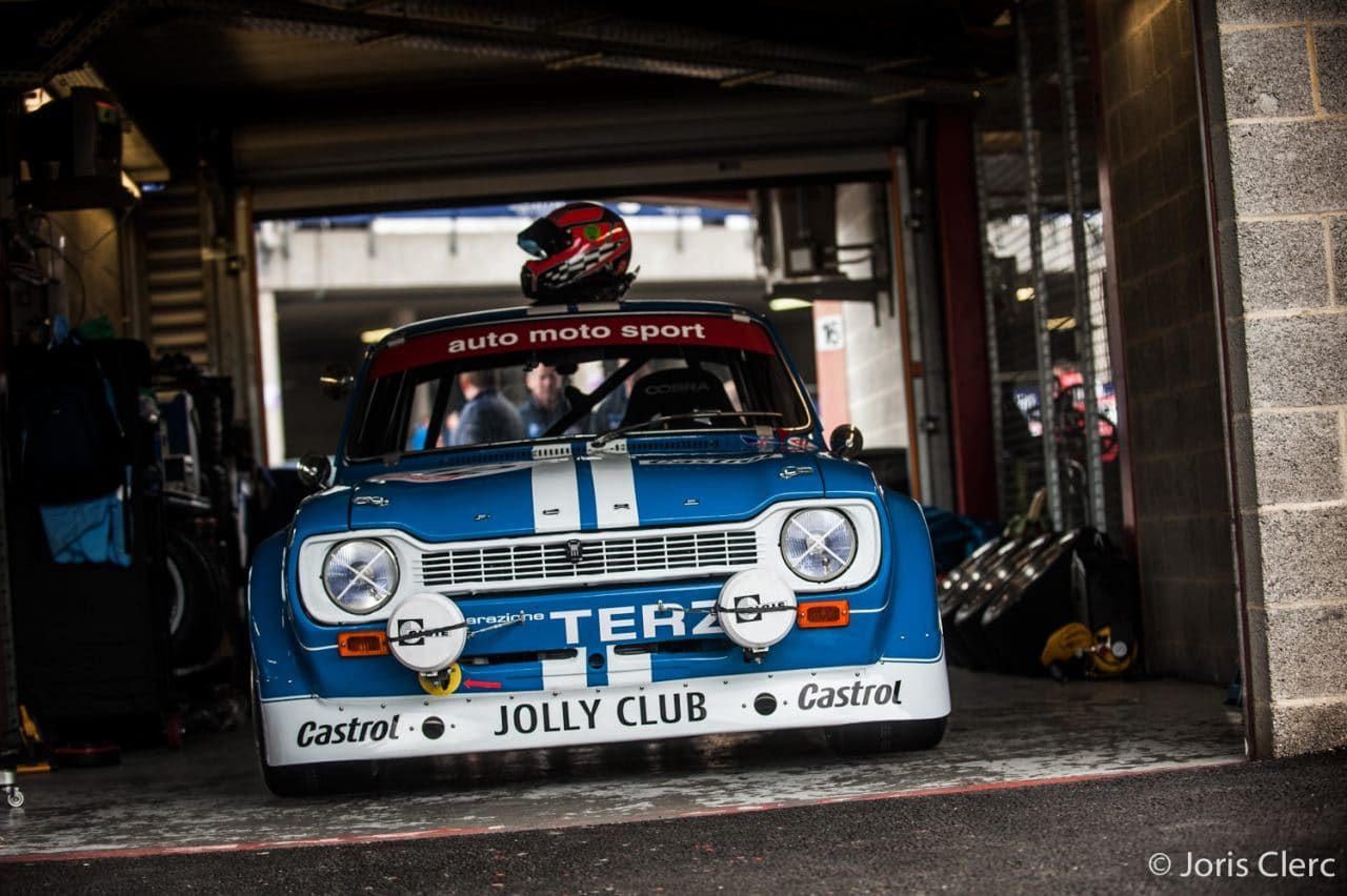 Spa Classic 2017 – Ford Escort – Joris Clerc