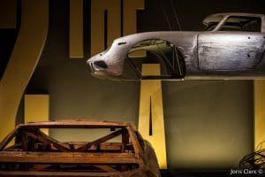Ferrari - Under the skin - Design Museum London - Joris Clerc
