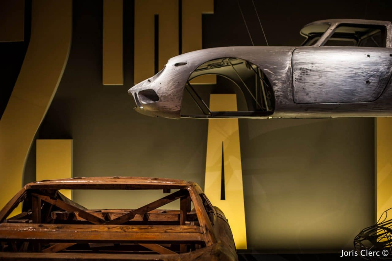 Ferrari – Under the skin – Design Museum London – Joris Clerc