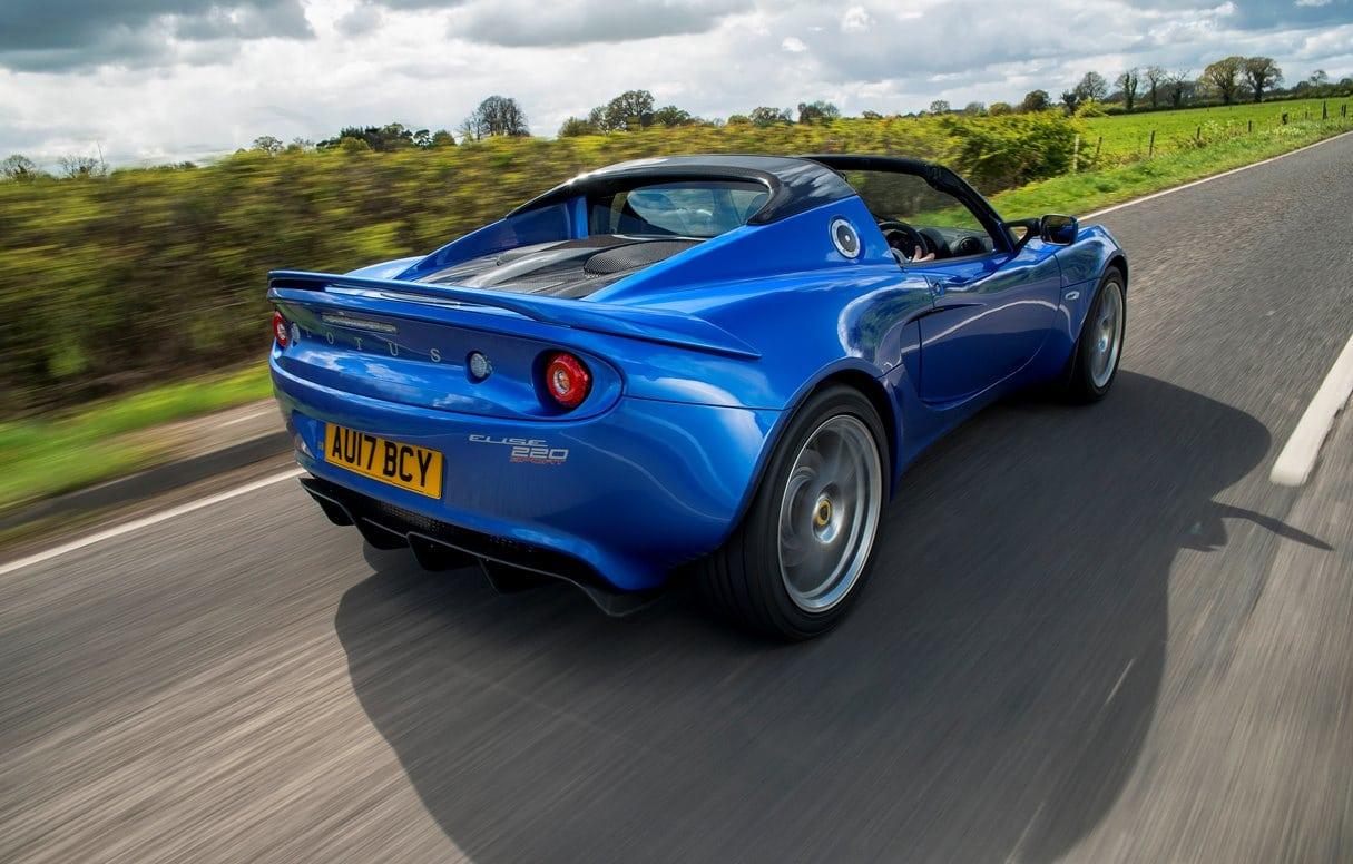 Lotus Elise Sport 220 – LR