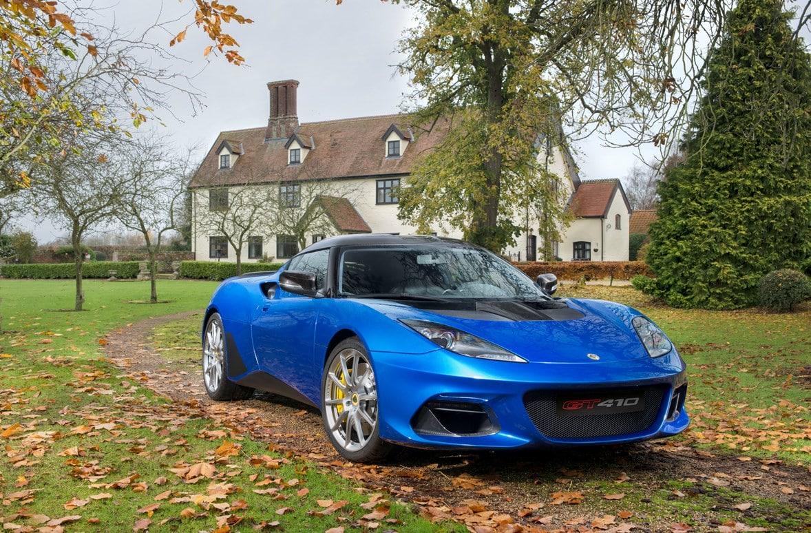 Lotus Evora GT410 Sport January 2018 (1)
