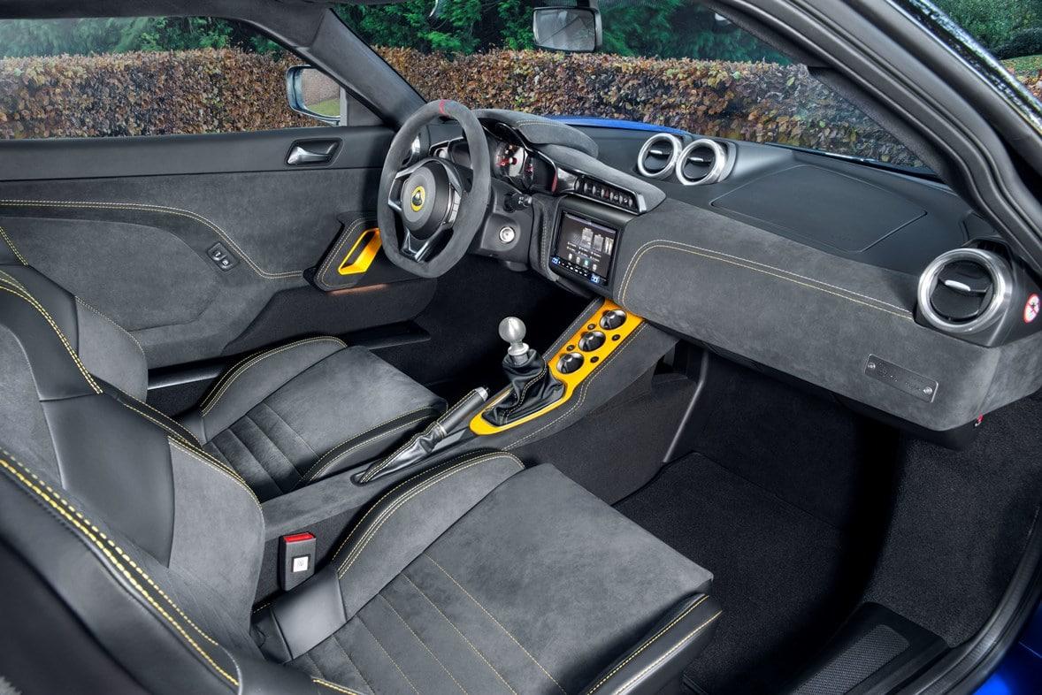 Lotus Evora GT410 Sport January 2018 (9)