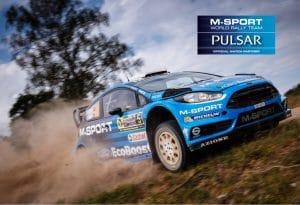 M-Sport WRC Team - Ford Fiesta WRC