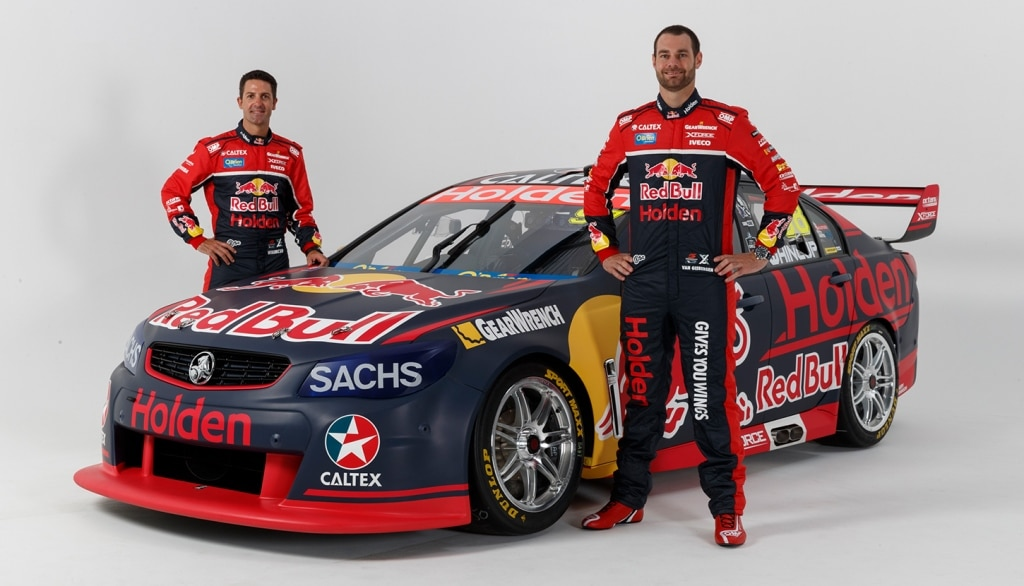 Red Bull Holden Racing Team - Supercars Championship (Australie)