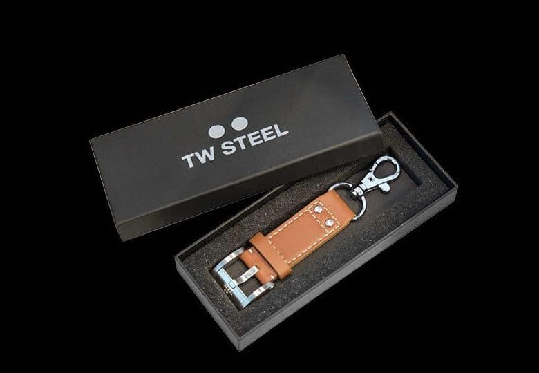 porte-clés TW Steel