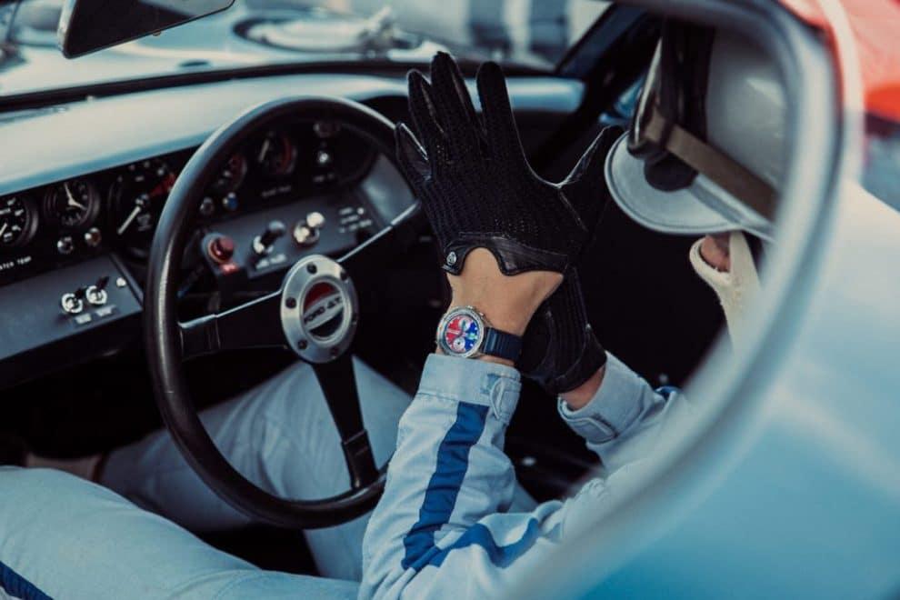 Ford GT Endurance Chronograph - Le Mans 2016 Dial
