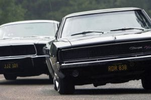 Bullitt : Ford Mustang vs Dodge Charger