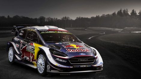 M-Sport WRC Team - Ford Fiesta WRC 2018