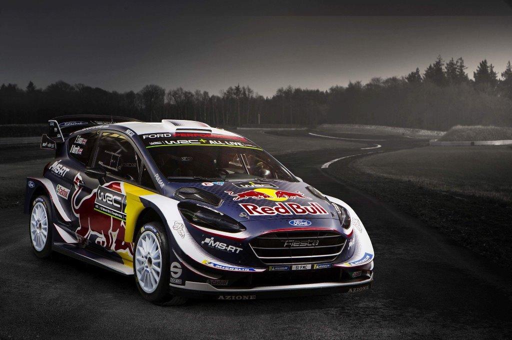 M-Sport WRC Team – Ford Fiesta WRC 2018