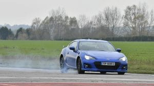 Top Gear Saison 4 - Subaru BRZ