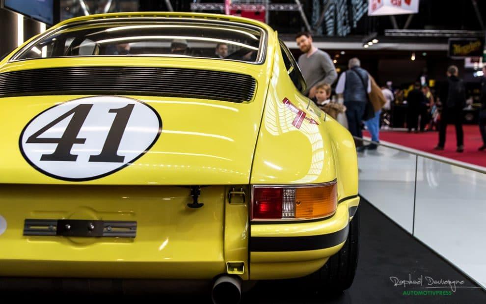 Porsche 911 2.5 S/T - Retromobile 2018