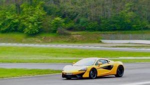 McLaren 540C - Circuit du Laquais