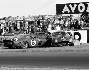 Aston Martin DB4 GT Zagato 2VEV (Goodwood 1962)