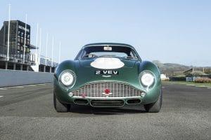 Aston Martin DB4 GT Zagato 2VEV (Goodwood 2018)