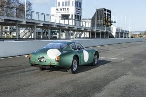 Aston Martin DB4 GT Zagato 2VEV (Goodwood 2017)